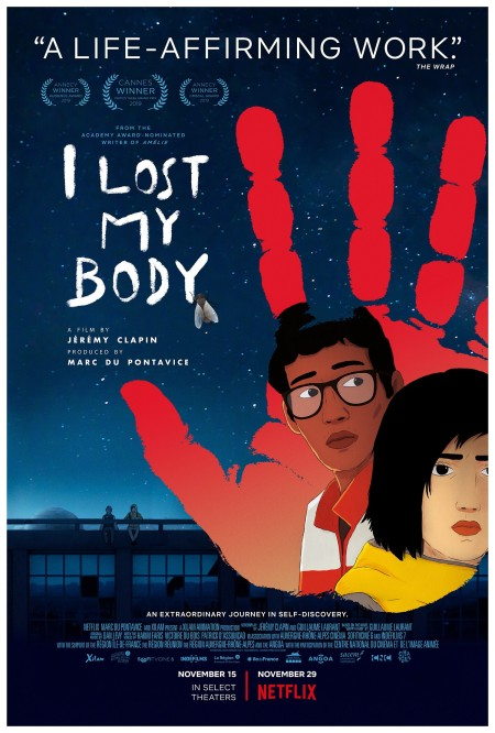 I Lost My Body • Poster