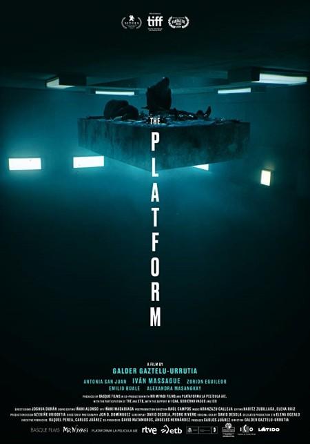 The-Platform-movie-film-sci-fi-horror-Spanish-2019-reviews-poster